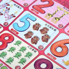 Chinese Sound Chart English Chinese Sound Wall Chart Baby Music Educational Toys Multifunction Learning Machine Electronic Alphabet Fruits Charts