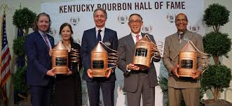 Kentucky Bourbon Hall of Fame Welcomes 3 Industry Execs and Beloved Tour  Guide Freddie Johnson [Video] | Distillery Trail
