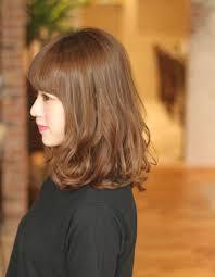 ミセス大人女子のミディアムパーマke 477 ヘアカタログ髪型