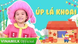 Úp Lá Khoai - Nhạc Thiếu Nhi Hay Cho Bé - Mầm Chồi Lá - YouTube