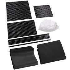 50 portable closet storage organizer clothes shoe non woven fabric metal frame rack black
