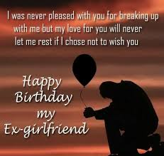40 Happy Birthday Ex Girlfriend Quotes WishesGreeting Interesting Heart Touching Love Quotes For My Girlfriend