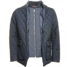 Buy Ted Baker Mens Navy Garyen Quilted Jacket at Hurleys & ... Ted Baker Mens Navy Garyen Quilted Jacket ... Adamdwight.com