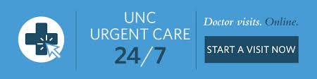 Unc Urgent Care 24 7