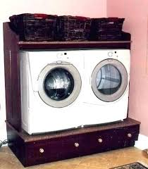 washer and dryer stands. Washer Dryer Platform Stand And Pedestal For . Stands