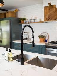 best 25 black kitchen faucets ideas