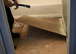 replacing bathroom tile floor impressive on in how to remove a tos diy 9