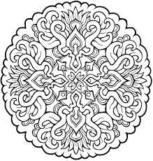 Small Picture Sensational Design Mandala Coloring More Mystical Mandalas