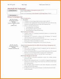 5 Designation Example In Resume Gcsemaths Revision