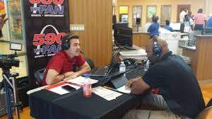 "Jim Heuer on Twitter: ""At O'Fallon Park YMCA @590TheFan live till 1PM  @Frank_Cusumano with @CuonzoMartin… """