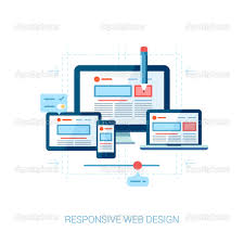 Web Design Flat Design Flat Design Concept Icons For Web And Mobile Services Apps