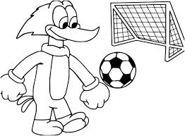 Soccer Coloring Sheets Domlinkovinfo