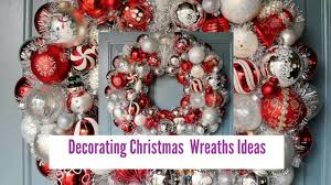 15 Amazing Homemade Christmas Wreath Ideas Holiday Wreaths Ideas