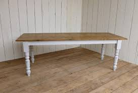 reclaimed pine farmhouse table br any size made