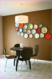 dining room round table four chairs black abstract pattern unique cute owl beautiful flower pinterest hanging on decorative plates wall art with wall art appealing images about decorative plates for wall art