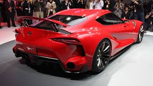 toyota supra 2014 ft1. Unique 2014 2015 Toyota FT1 AKA The New Supra Intended Supra 2014 Ft1