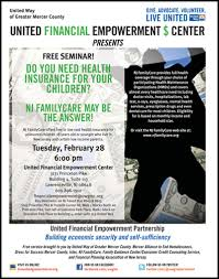 Free Seminars At United Financial Empowerment Center As Well