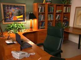 Home Office Should Be Happy And Comfortable  O