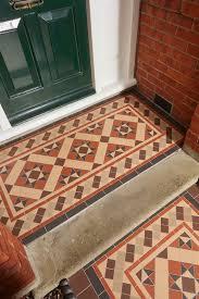 replicating original worn and ed porch inverlochy pattern