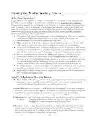 Tudent Teaching Resume Student Teacher Resume Sle Adjunct Faculty