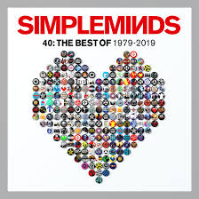 Simple Minds Announce Anthology 40 The Best Of 1979 2019