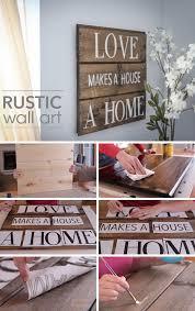 rustic wood wall decor diy rustic wall decor diy ideas on modern rustic wall decor custom