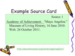 research paper note card examples SP ZOZ   ukowo