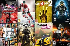 multiplayer video game games for xbox ...