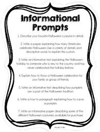 common core writing opinion informative and narrative writing halloween common core writing opinion informative and narrative writing