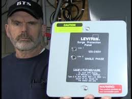 leviton 51120 1 whole house surge suppressor installation leviton 51120 1 whole house surge suppressor installation