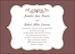 Small Wedding Invitation Wording Vertabox Com