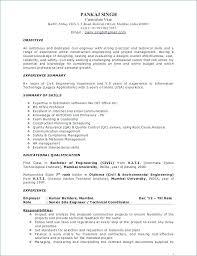 Civil Engineering Resume Example – Davidkarlsson