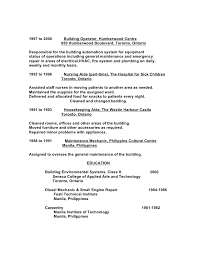 Ideas Collection Resume Building Operator Resume Writing Services