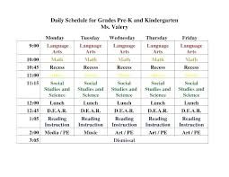 Class Timetable Template Awesome Timetable Template Summer Schedule Timetable Template Templates For