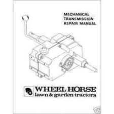 toro z master z400 series service manual for wheel horse 6 8 speed transmission repair manual
