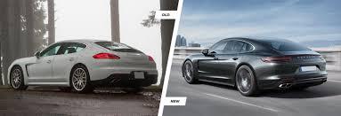 2017 Porsche Panamera: old vs new compared | carwow