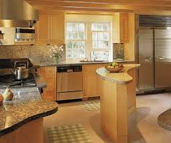 Kitchener Granite Unique Island With Granite Countertop Also Cabinetry With Marble