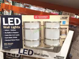 led outdoor lights costco costco indoor outdoor lights simple outdoor solar lights