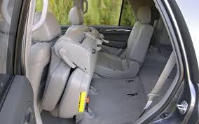 Toyota 4runner 3rd Row Seat. The Trim Levels Of Toyota Runner Sr ...