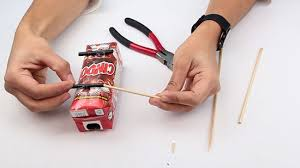 3 ways to make a balloon car wikihow 4
