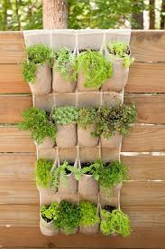 creative diy vertical planters for less