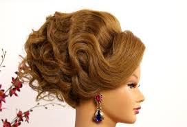 Wedding Hair Style Up Do bridal updo hairstyle for long medium hair youtube 2358 by wearticles.com