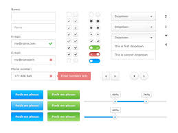 50 Free Ui Kits For User Interface Designers