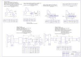 Курсовая работа по технологии машиностроения курсовое  Курсовой проект Разработка технологии изготовления детали Вал и основы проектирования режущего инструмента