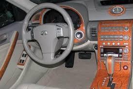 infiniti g35 coupe interior. amazoncom infiniti g35 g 35 2 door coupe interior burl wood dash trim kit set 2003 2004 automotive infiniti coupe interior r