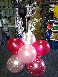 diy sweet sixteen centerpieces sweet balloon centerpieces google search diy sweet 16 centerpiece ideas