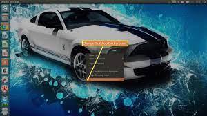 Customize the Ubuntu Desktop Wallpaper