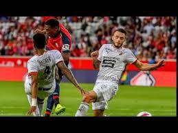 Lille Vs Rennes 4040 Résumé Et Buts Grenier Bamba Pépé Mothiba En Enchanting Marseille Rennes Resume