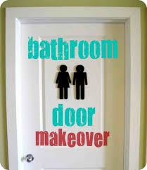 Decorative Bathroom Door Signs Decorative Bathroom Door Signs Home Interior Decorating Ideas 13
