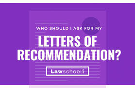 Who Should I Ask For My Letters Of Recommendation Lawschooli